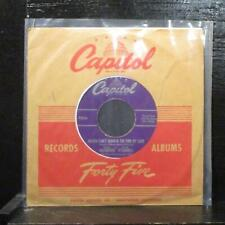 """Helen O'Connell and Gisele MacKenzie – A Crazy Waltz VG+ 7"""" 45 Capitol F2266"""