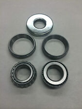 "TRIUMPH  1"" NECK BEARING CONVERSION FOR HARLEY FRONT END T100 T120 TR6"