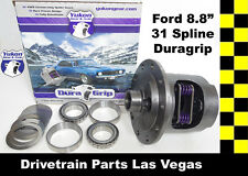 Ford 8.8 Yukon Duragrip Posi Differential 31 Spline w Carrier Install Kit NEW