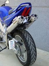 Suzuki SV650 license plate relocator bracket, sv 650