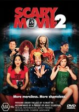 Brand New - Scary Movie 2 DVD Region 4 Horror Comedy Spoof Wayans Brothers
