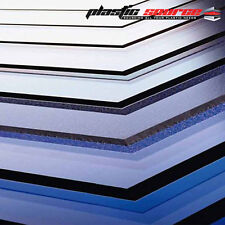3mm 210 mm x 297mm A4 UV grade polycarbonate clair feuille