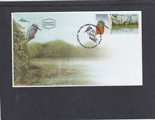 Israel 2010 Bird - Kingfisher Post & Go Frama  First Day Cover FDC