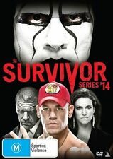 WWE - Survivor Series 2014 (DVD, 2015)