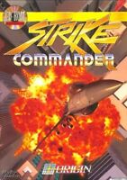 STRIKE COMMANDER +ADD-ON & SPEECH  w/1Click Windows 10 8 7 Vista XP Install