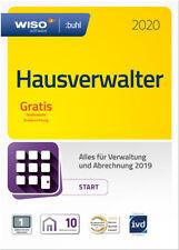 Download-Version WISO Hausverwalter 2020 Start 10 Wohneinheiten