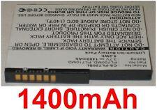 Batterie 1400mAh Pour Fujitsu-Siemens type PL720MB