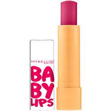 Maybelline Baby Lips Moisturizing Lip Balm Cherry Me 0.15 oz