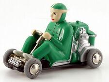 Schuco Micro-Racer Go-Kart grün # 123