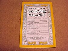 National Geographic May 1937 Europe Butterfly Isle of Man Mexican Bekonscot
