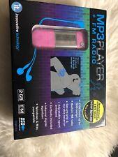MP3 Player + FM Radio Innovative Technology. Open Box Never Use