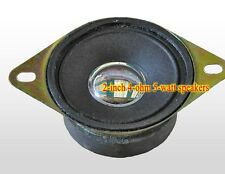 "2pcs 2"" inch tweeter For MP3 Speaker cone 4 ohms 5 watts Loudspeaker"