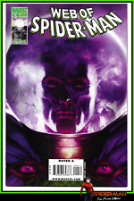 """WEB OF SPIDER-MAN #4 (2010) MYSTERIO COVER """"FAR FROM HOME"""" MOVIE MARVEL 8.0 VF"""