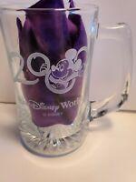 Disney Glass Etched Mug 2000