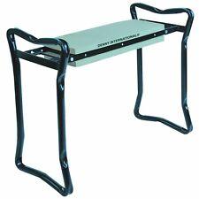 GARDEN KNEELER PORTABLE FOLDING FOR GARDENING KNEE PAD FOAM PADDED SEAT STOOL