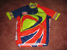 "BRITISH CYCLING TEAM GB ULTIMA CYCLING JERSEY [37""]"