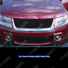 Fits 06-2011 Suzuki Grand Vitara Lower Bumper Billet Grille Insert