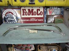 1962 Ford Galaxie 500 & XL Rear Wheel Lip SST L & R Mercury