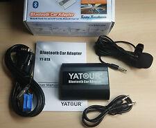 YATOUR Bluetooth AUX Vivavoce Interfaccia FIAT STILO BRAVO CROMA Radio Originale