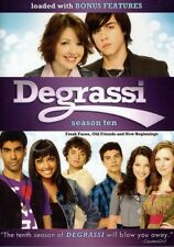 Degrassi The Next Generation Season 10 Part 1 One TV Series 2xDVD Region 1