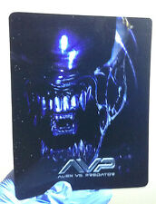 Alien vs Predator 3D lenticular Flip effect for Steelbook