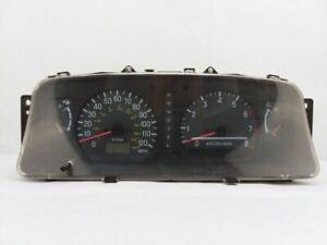 1998 - 2002 Mitsubishi Montero Sport Speedometer Instrument Cluster MR506815