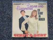 Cindy & Bert - Cäsar und Cleopatra 7'' Single