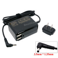 """5V 4A AC Adapter Charger For Lenovo Ideapad 100S 11.6"""" 80R200BWUS, 80R2001FUS"""
