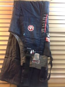 WALLS and Bulwark FR HRC3 Insulated Bib Overall Navy NWT NFPA