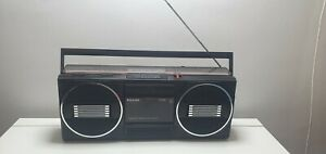Vintage/Rare Phillips D8040 Boombox/Ghettoblaster  WORKING. PLEASE READ DISCRIPT