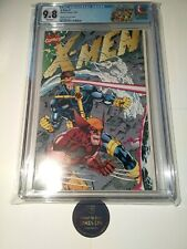 X-Men 1 CGC 9.8 Marvel Jim Lee Collectors Edition Wolverine Cover Limited Label