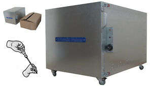 Powder Coating Oven KIT // requires assembly // NordicPulver Powder Paint Cure