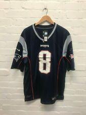 New England Patriots Nike Men's NFL Game Jersey - L - Lerner 8 - NWD