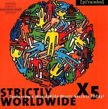 Various Artists / Strictly Worldwide x 4 Tomorrow's... (new)
