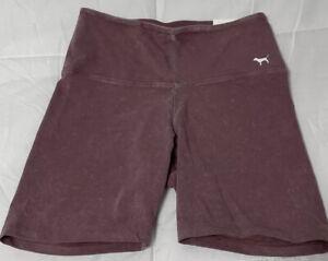 NWT victoria's secret PINK  high waist bike shorts size small