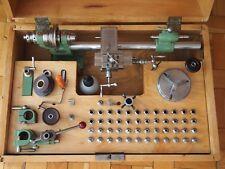 Watchmakers lathe 8mm ZM SKARRZYSKO.