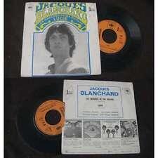 JACQUES BLANCHARD-Les Hanches De Ma Guitare French PS 7' Pop Jean Claude Vannier