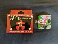 Wdw Disney Park Trading Pin Alice in Wonderland Mystery Puzzle Le Pin 600 Chaser