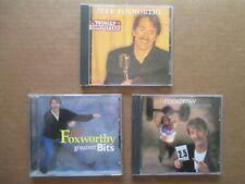 3 Jeff Foxworthy cd