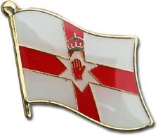 Northern Ireland Country Flag Bike Motorcycle Hat Cap lapel Pin