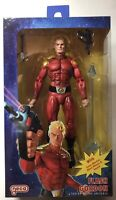 NEW NECA Flash Gordon Defenders of Earth Series 7in Action Toy Figure