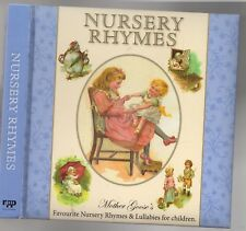 MOTHER GOOSE'S FAVOURITE NURSERY RHYMES & LULLABIES FOR CHILDREN