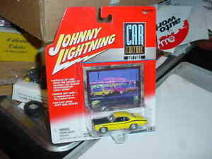 JOHNNY LIGHTNING-----1971 PLYMOUTH DUSTER , 340
