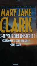 Livre 3 histoires de Mary Jane CLARK en 1 livre