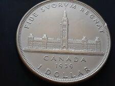 Canada 1 dollar 1939 George VI