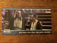 Star Wars Episode 1 Hallmark Promo Card H3