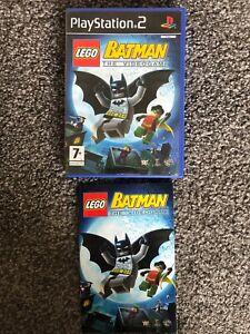 LEGO BATMAN THE VIDEOGAME - PS2