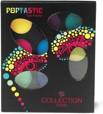 Collection 2000 THE POPTASTIC COLLECTION Bright Eye Shadow Palette Smokey
