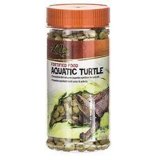 Zilla Fortified Food Aquatic Turtle 6oz (Free Shipping in USA)