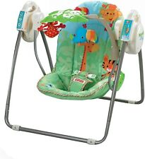 Cover for Fisher-Price Rainforest Open Top Take Along Swing